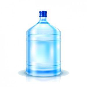 фото бутыля воды от компании Корысна вода по доставке питьевой бутилированной воды на дом, офис, школу, детский сад в Черкассах
