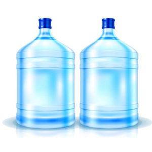 фото бутылей воды от компании Корысна вода по доставке питьевой бутилированной воды на дом, офис, школу, детский сад в Черкассах